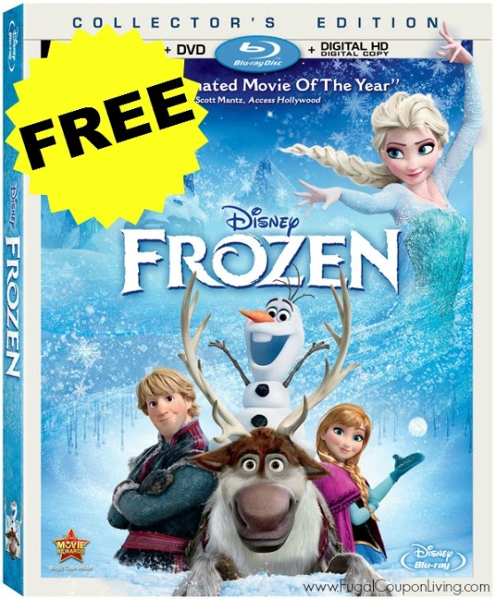 frozen-free